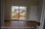 Dining room or separate room w/ sliding doors to yard 1st fl