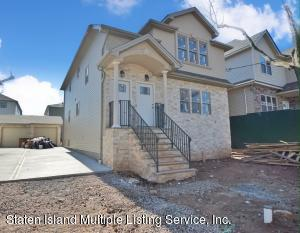 166 Edgegrove Ave - Two Family 6/6 New Construction .. NOTE all interior pictures are from the model home.