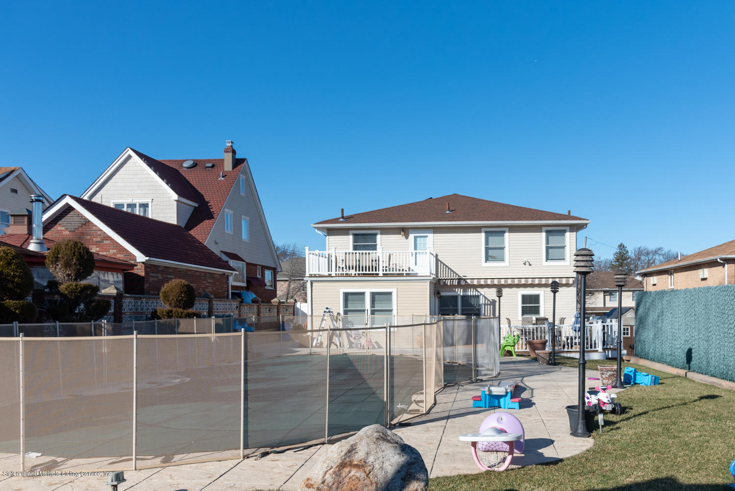 Two Family - Detached 206 Darlington Avenue  Staten Island, NY 10312, MLS-1136652-19