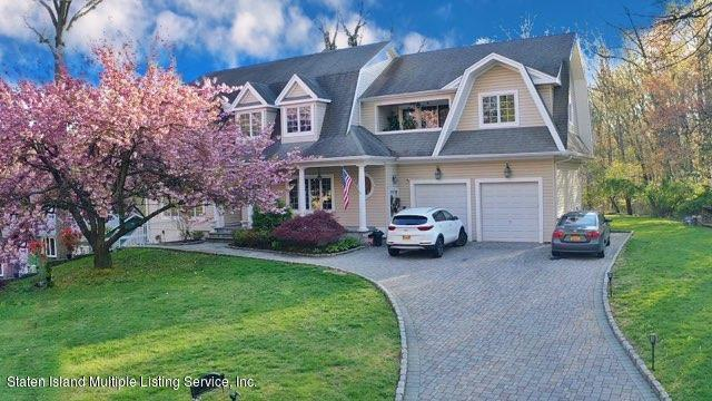 Two Family - Detached 70 Poillon Avenue  Staten Island, NY 10312, MLS-1135570-2
