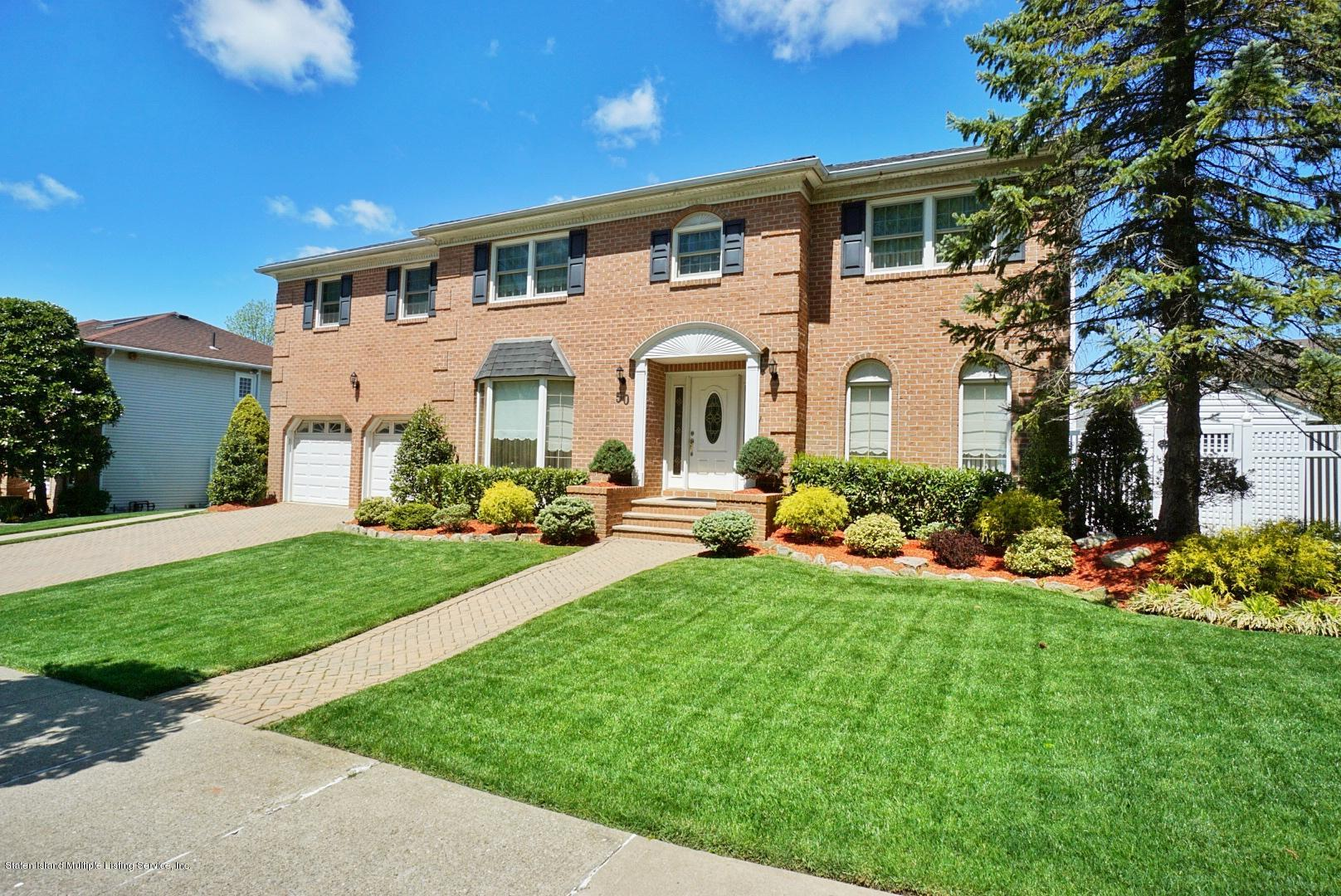 Two Family - Detached 50 Venus Place  Staten Island, NY 10312, MLS-1136862-2
