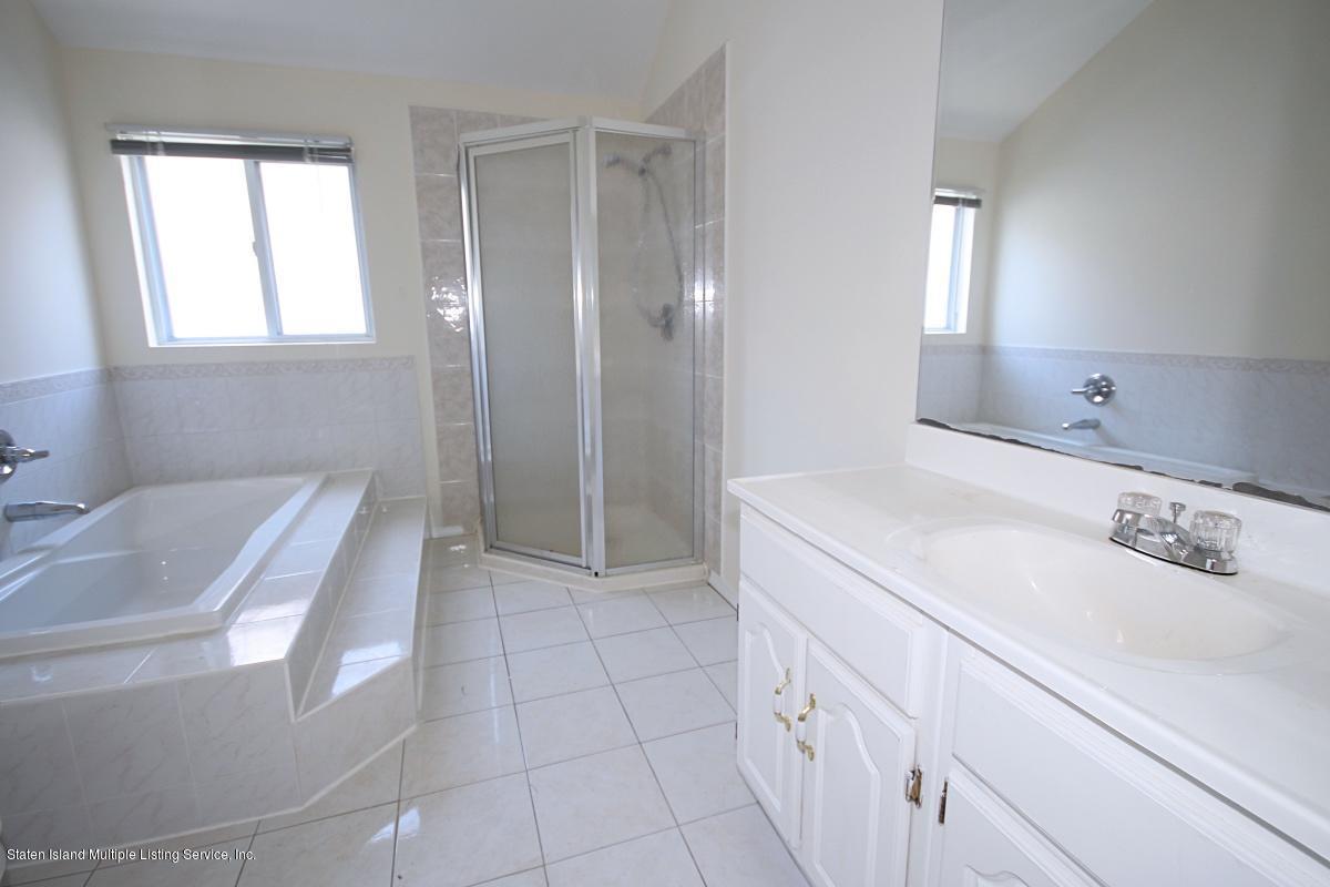 Two Family - Semi-Attached 457 Hillman Avenue  Staten Island, NY 10314, MLS-1136917-11
