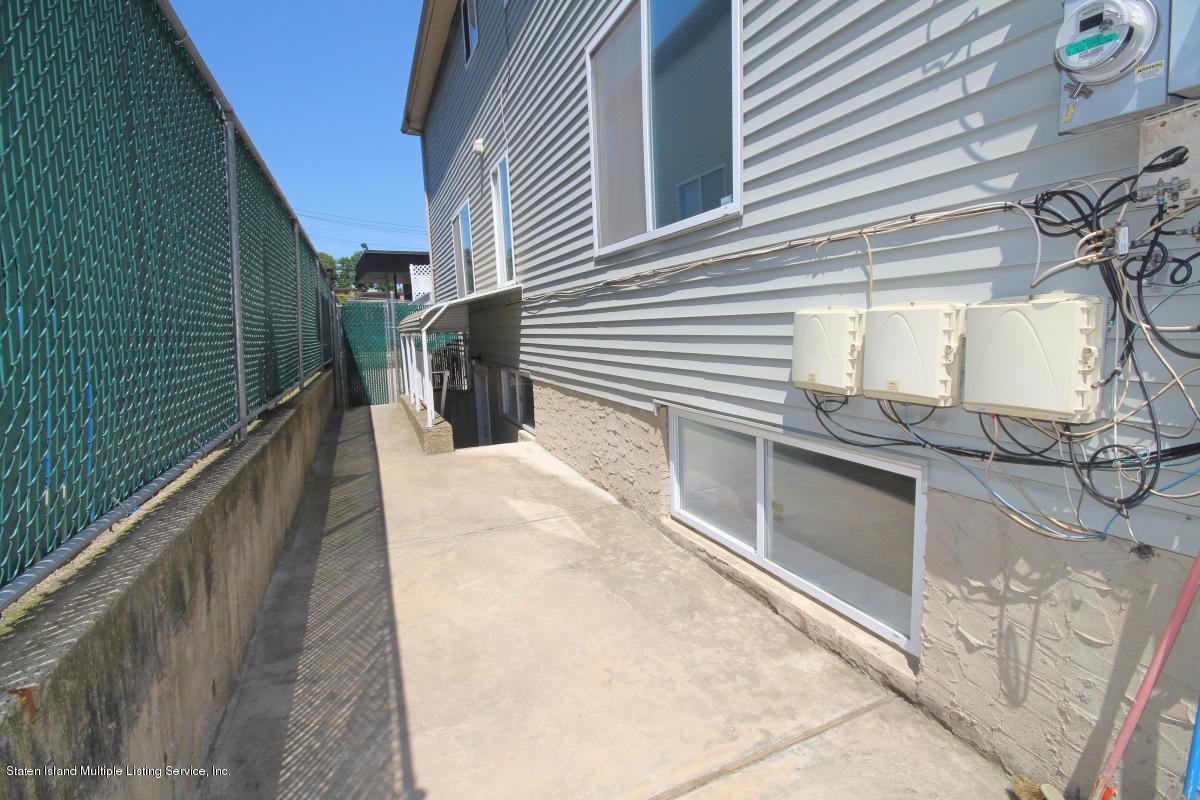 Two Family - Semi-Attached 457 Hillman Avenue  Staten Island, NY 10314, MLS-1136917-15