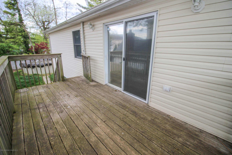 Single Family - Detached 606 Rockaway Street  Staten Island, NY 10307, MLS-1136936-15