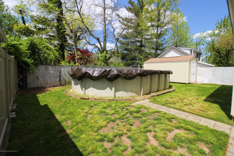 Single Family - Detached 606 Rockaway Street  Staten Island, NY 10307, MLS-1136936-35
