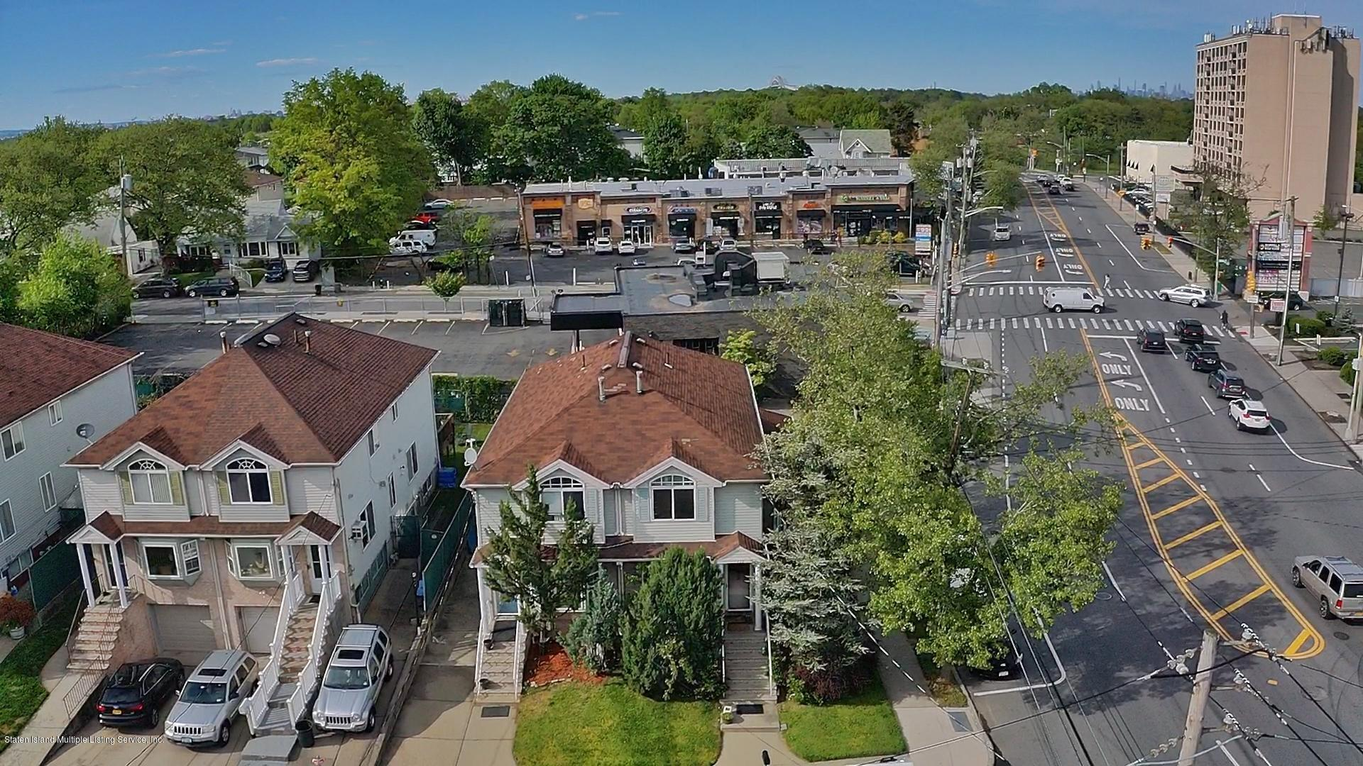 Two Family - Semi-Attached 457 Hillman Avenue  Staten Island, NY 10314, MLS-1136917-19