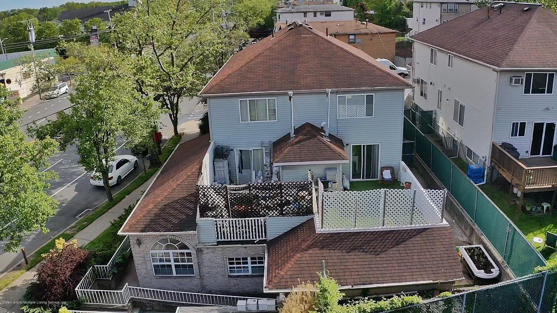 Two Family - Semi-Attached 457 Hillman Avenue  Staten Island, NY 10314, MLS-1136917-21