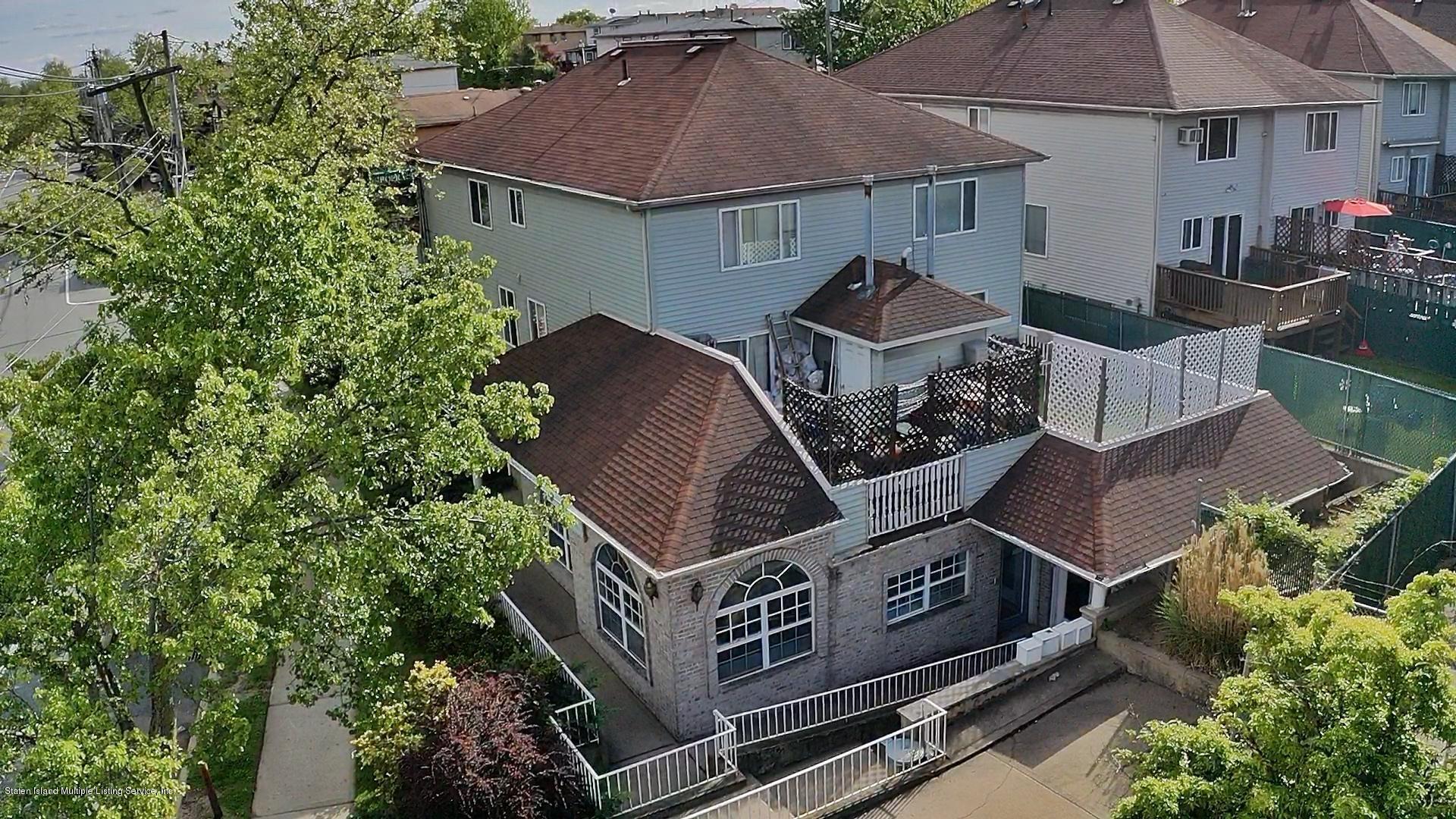 Two Family - Semi-Attached 457 Hillman Avenue  Staten Island, NY 10314, MLS-1136917-22