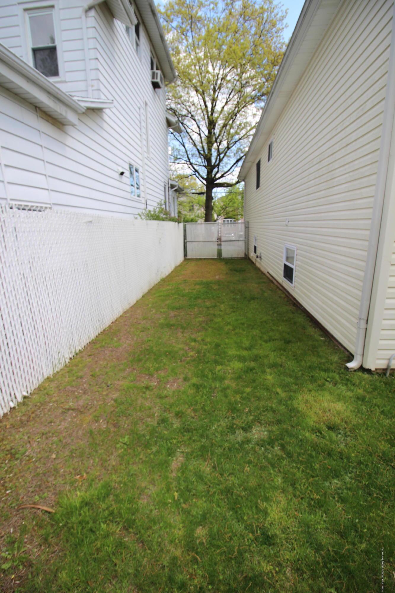 Single Family - Detached 606 Rockaway Street  Staten Island, NY 10307, MLS-1136936-38