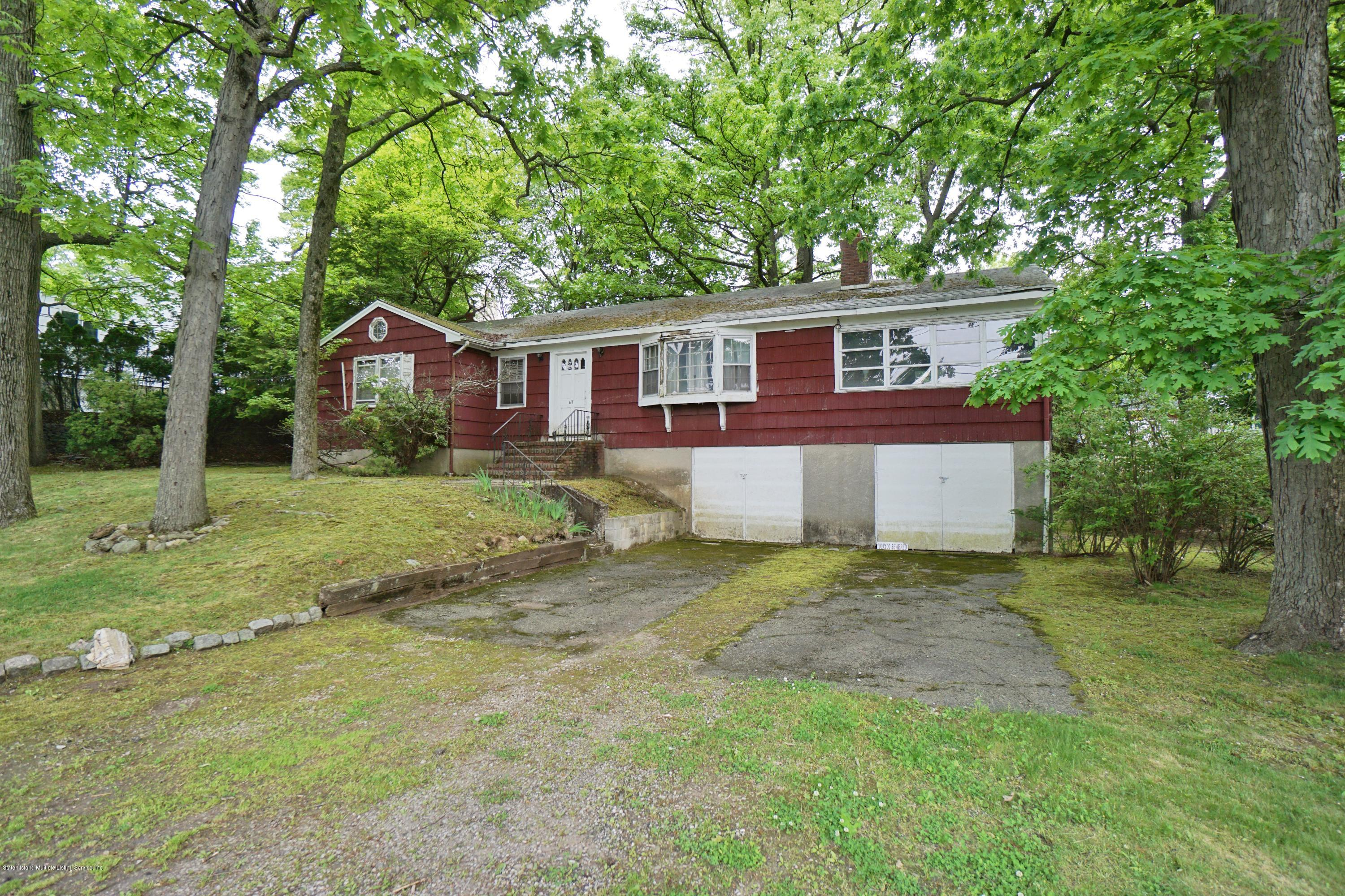 Single Family - Detached in Todt Hill - 63 Merrick Avenue  Staten Island, NY 10301