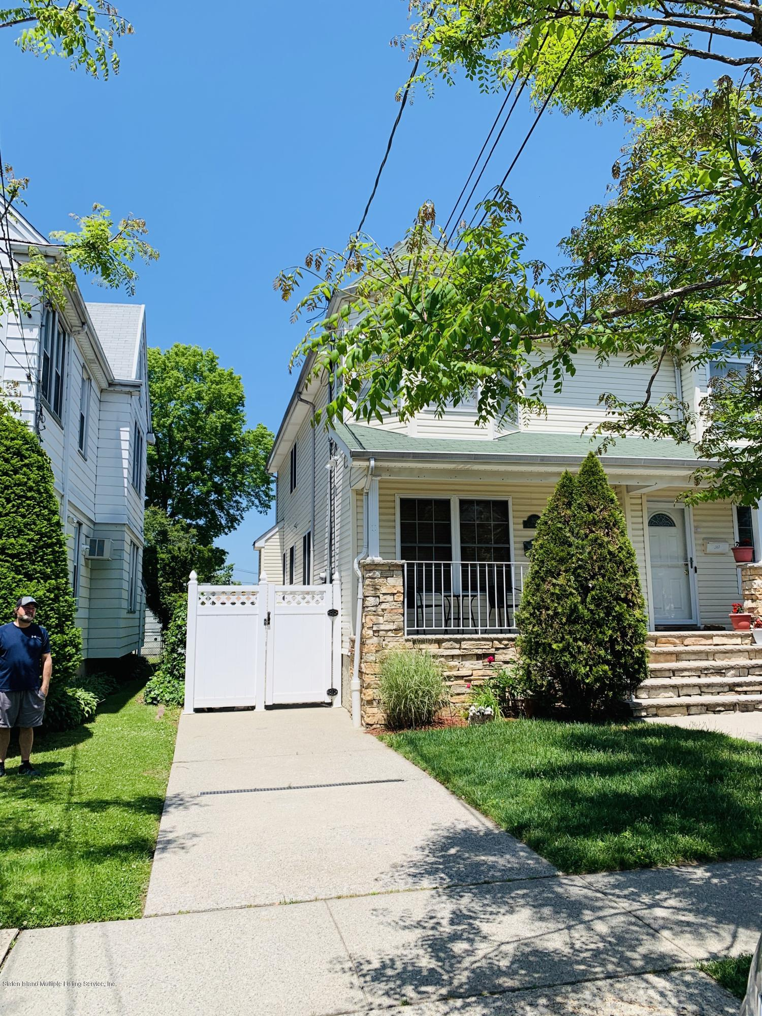 Single Family - Semi-Attached in West Brighton - 321 Cary Avenue  Staten Island, NY 10310