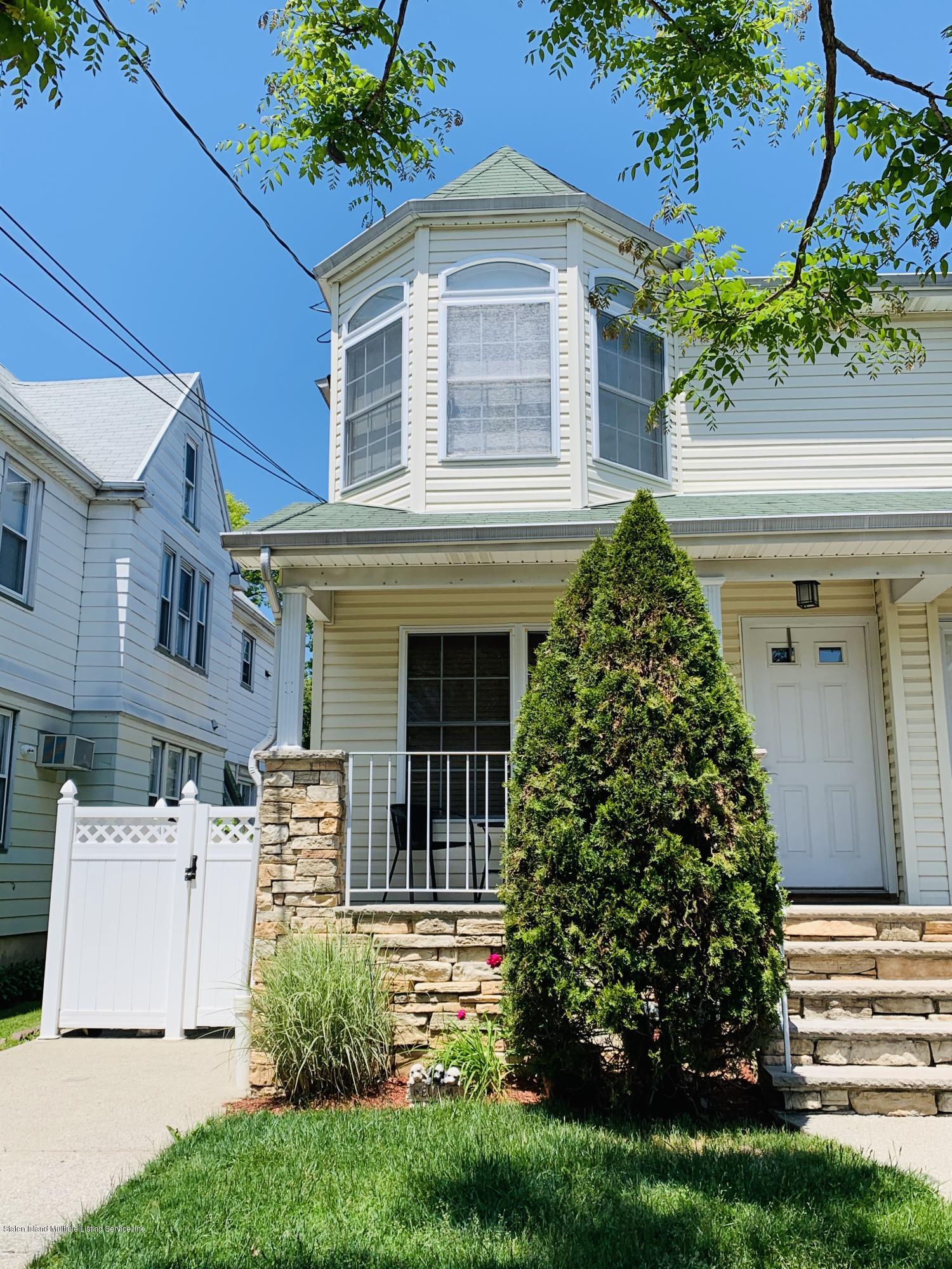 Single Family - Semi-Attached 321 Cary Avenue  Staten Island, NY 10310, MLS-1137236-2