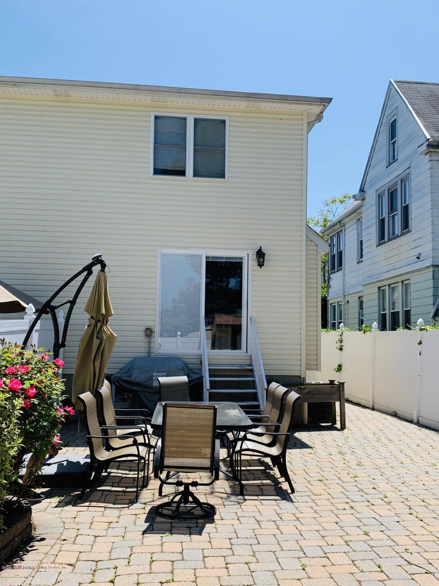 Single Family - Semi-Attached 321 Cary Avenue  Staten Island, NY 10310, MLS-1137236-10