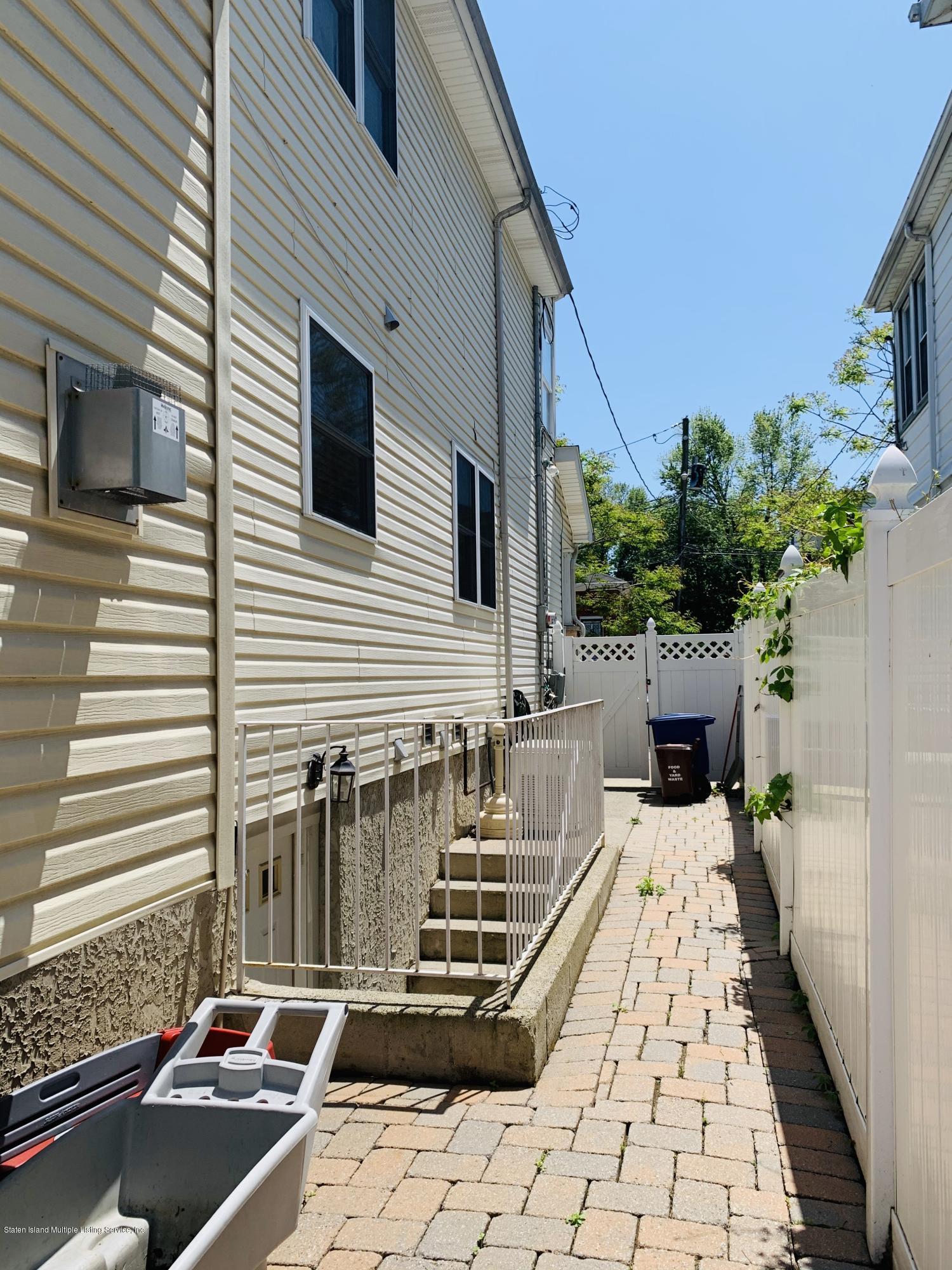 Single Family - Semi-Attached 321 Cary Avenue  Staten Island, NY 10310, MLS-1137236-12