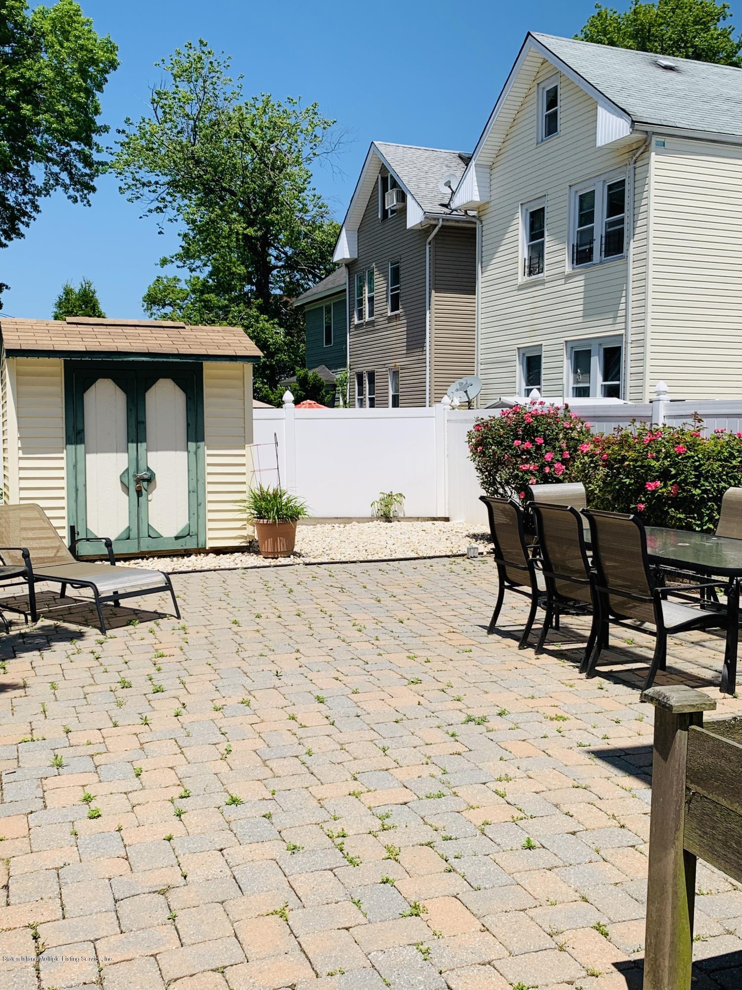 Single Family - Semi-Attached 321 Cary Avenue  Staten Island, NY 10310, MLS-1137236-11