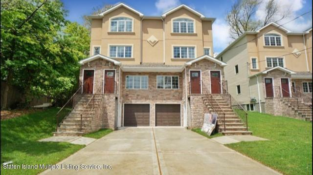Two Family - Semi-Attached in St. George - 131 Brighton Avenue  Staten Island, NY 10301