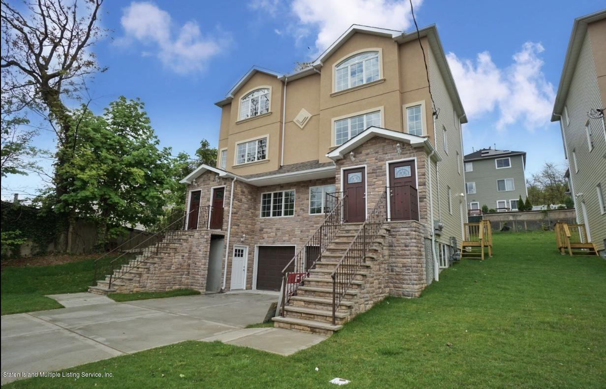 Two Family - Semi-Attached 131 Brighton Avenue  Staten Island, NY 10301, MLS-1132530-5