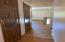 Hallway 2 large closets