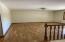Large living room freshly painted