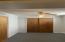Bonus room in basement large closet
