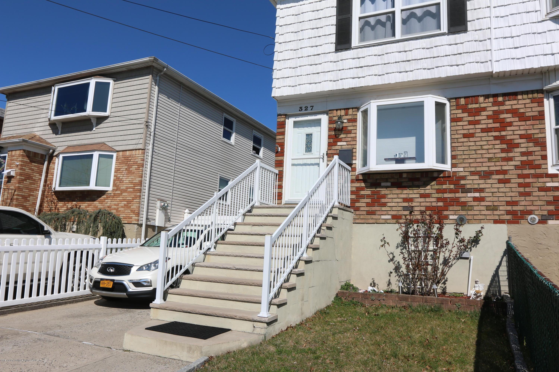 Single Family - Semi-Attached 327 Seaver Avenue  Staten Island, NY 10305, MLS-1137598-3
