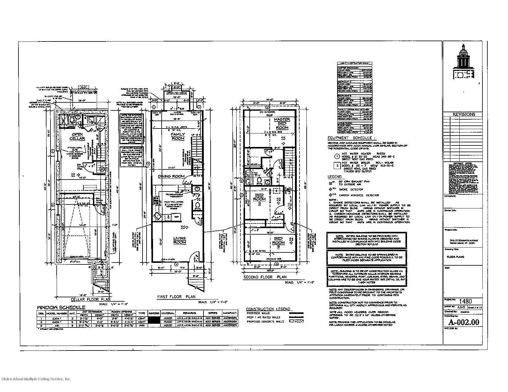Single Family - Detached 27 Scribner Avenue  Staten Island, NY 10301, MLS-1137635-2