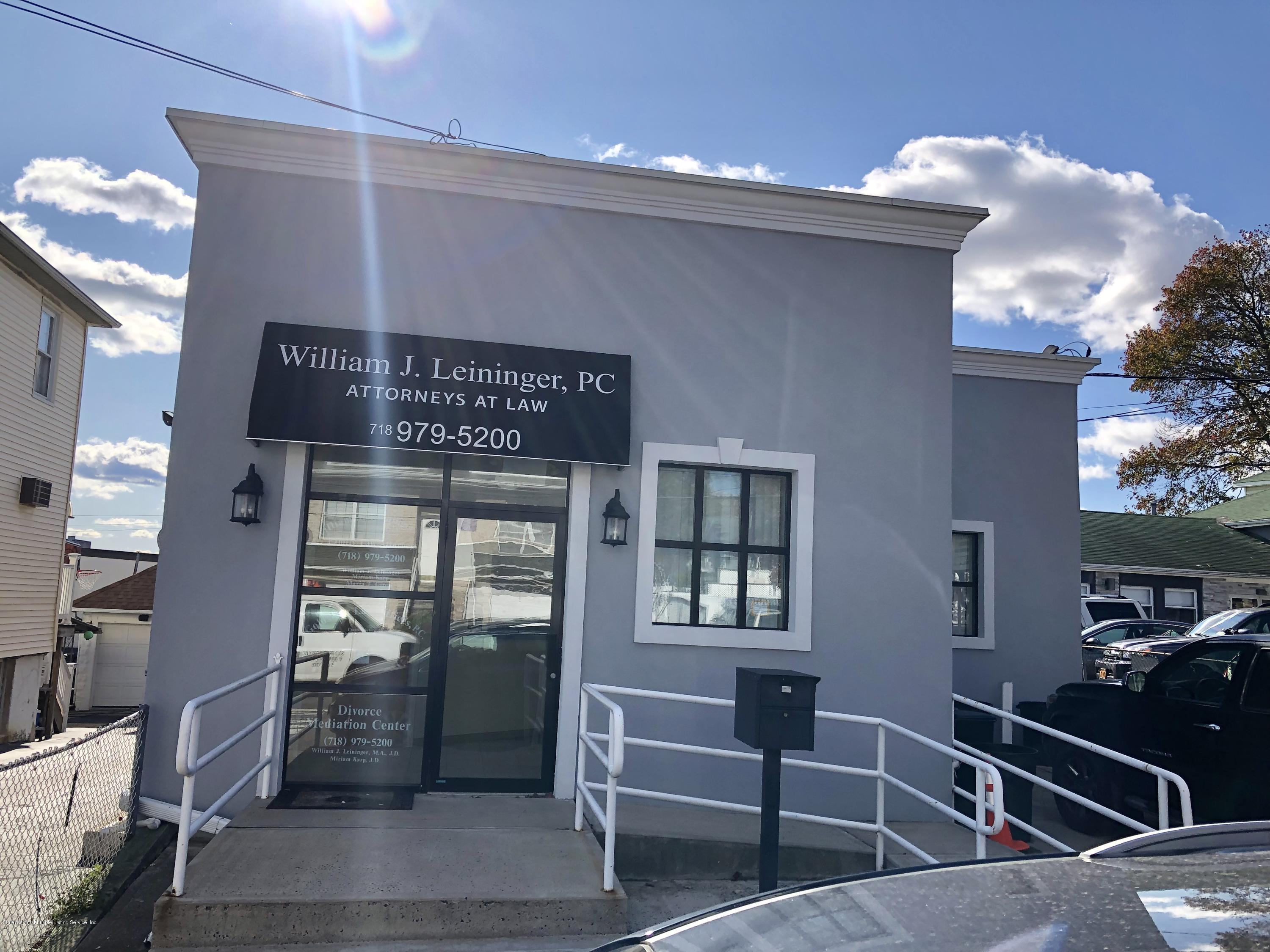 Commercial 34 Dumont Avenue  Staten Island, NY 10305, MLS-1137690-2