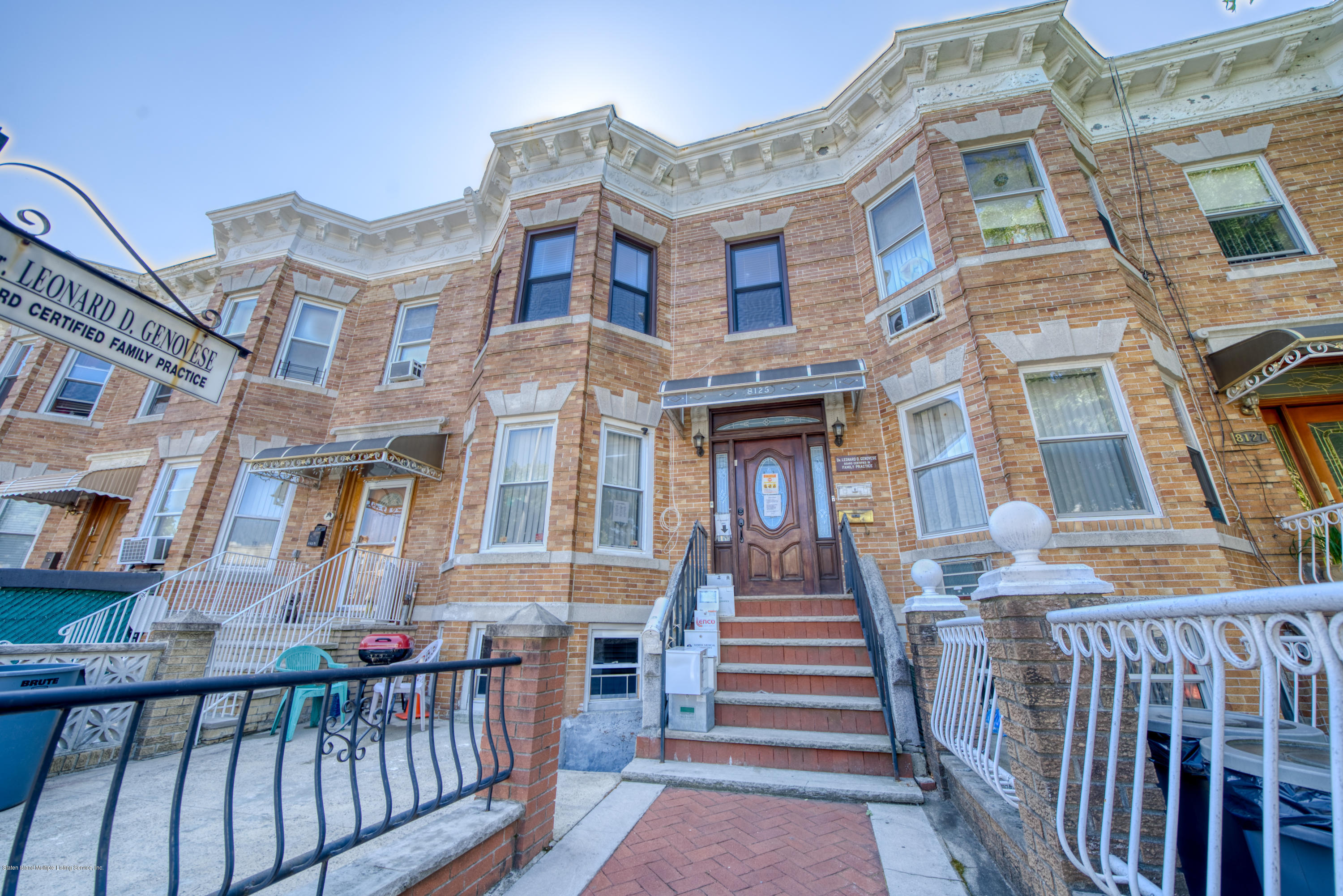 Two Family - Detached 8125 17th Avenue  Brooklyn, NY 11214, MLS-1137983-4