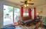 Family Room/Breakfast Nook With Sliders