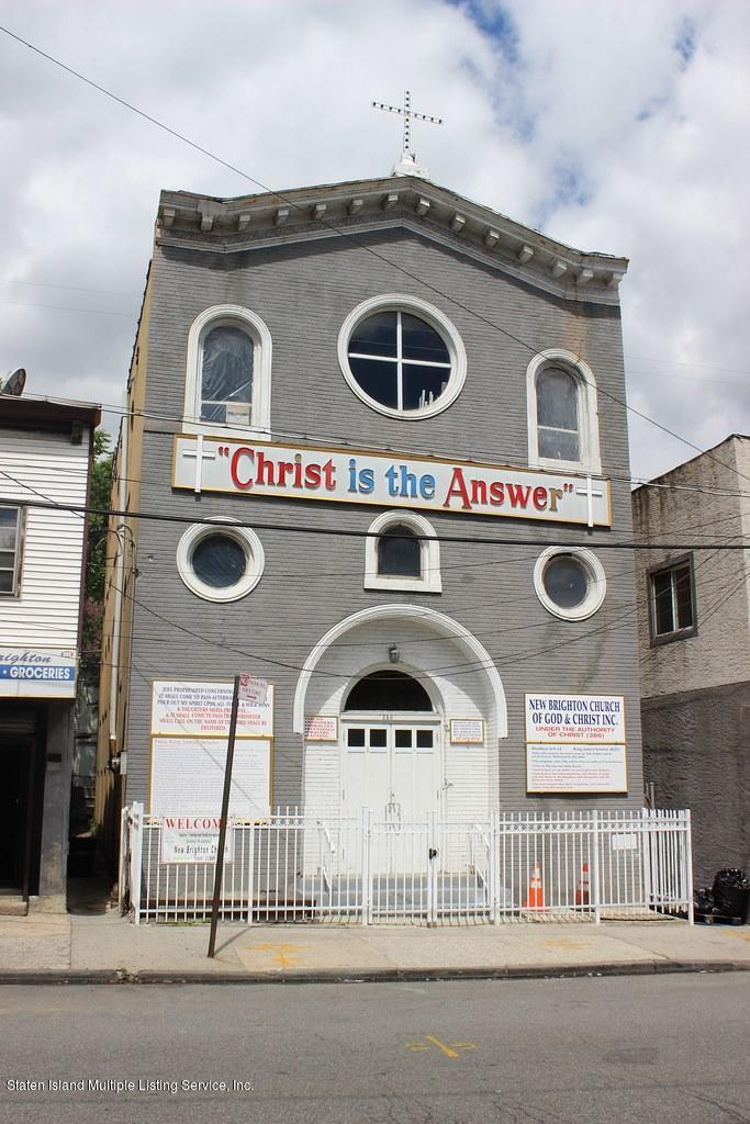 Commercial in New Brighton - 386 Jersey Street  Staten Island, NY 10301