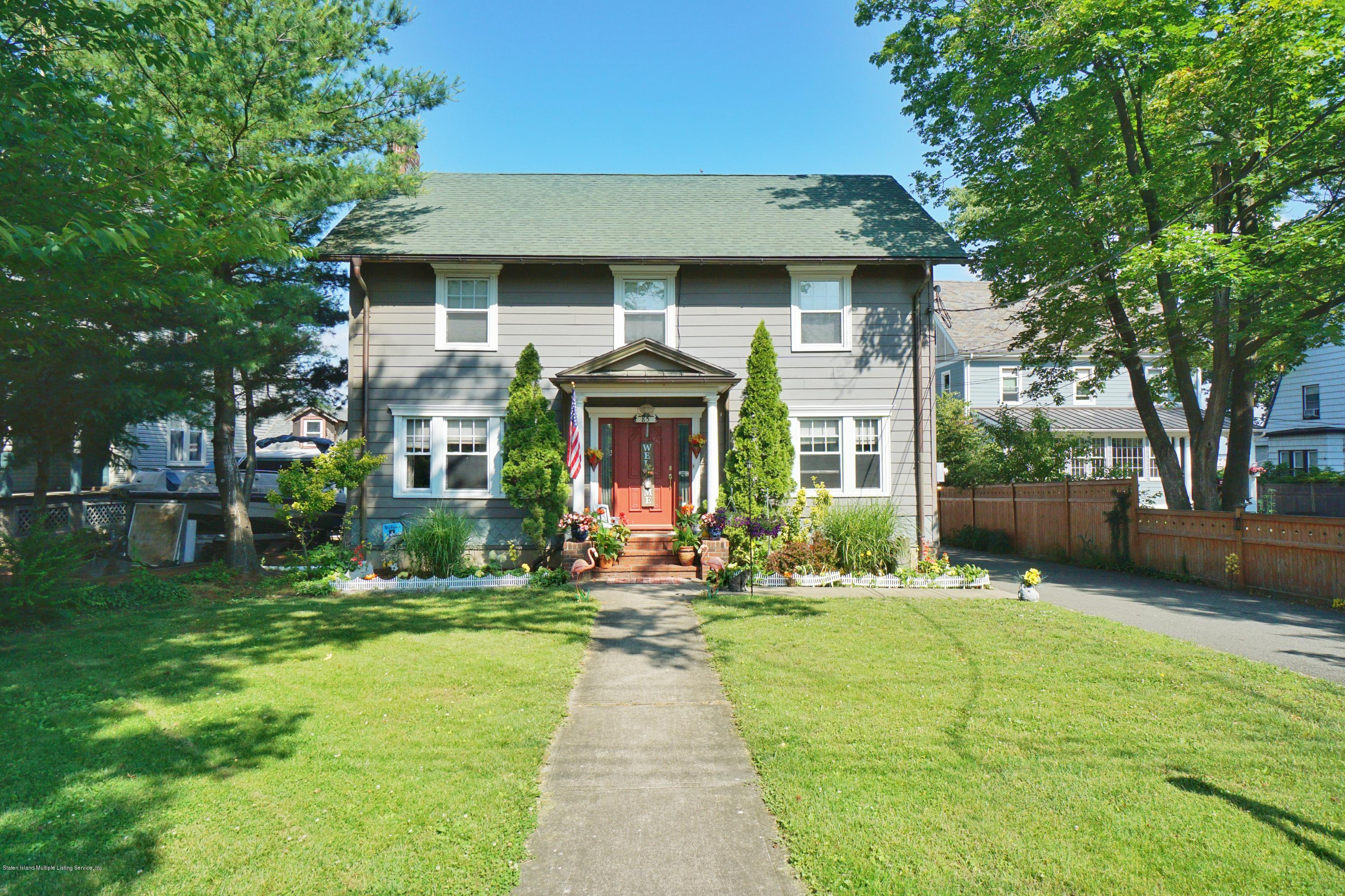 Two Family - Detached in Tottenville - 85 Hopping Avenue  Staten Island, NY 10307