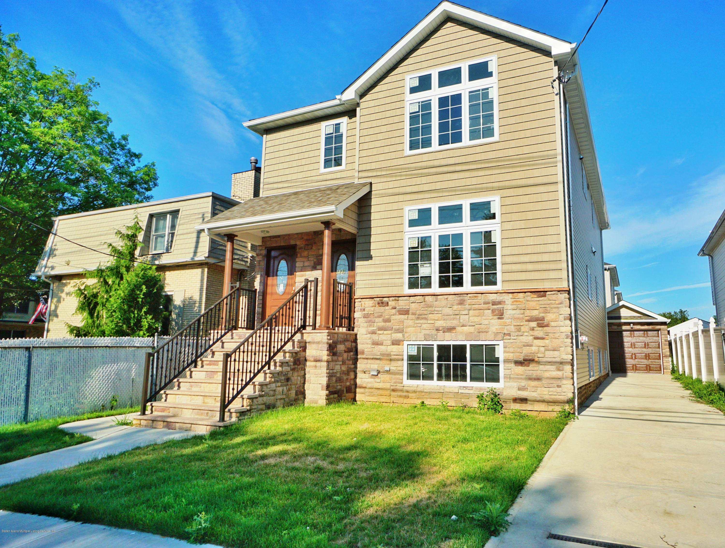 Two Family - Detached in Annadale - 133 Woodrow Road  Staten Island, NY 10312