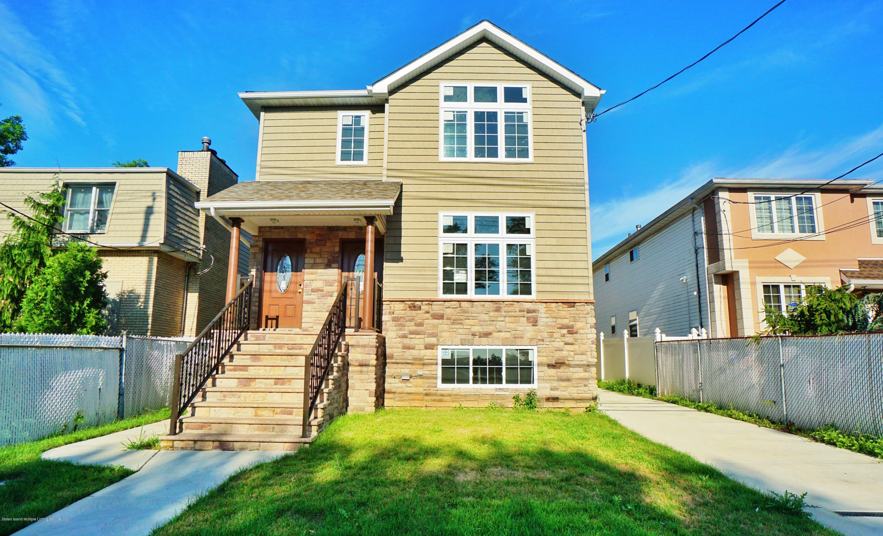 Two Family - Detached 133 Woodrow Road  Staten Island, NY 10312, MLS-1138555-2