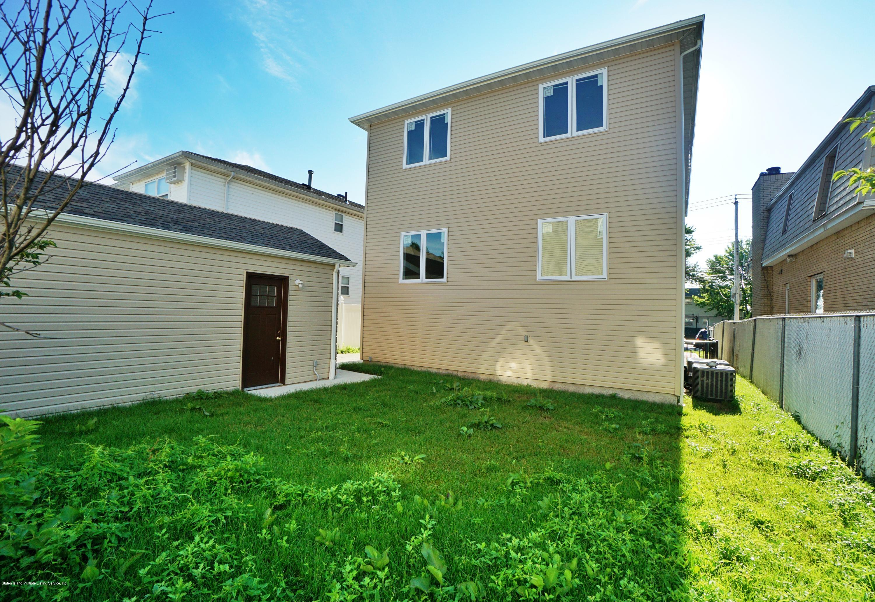 Two Family - Detached 133 Woodrow Road  Staten Island, NY 10312, MLS-1138555-29