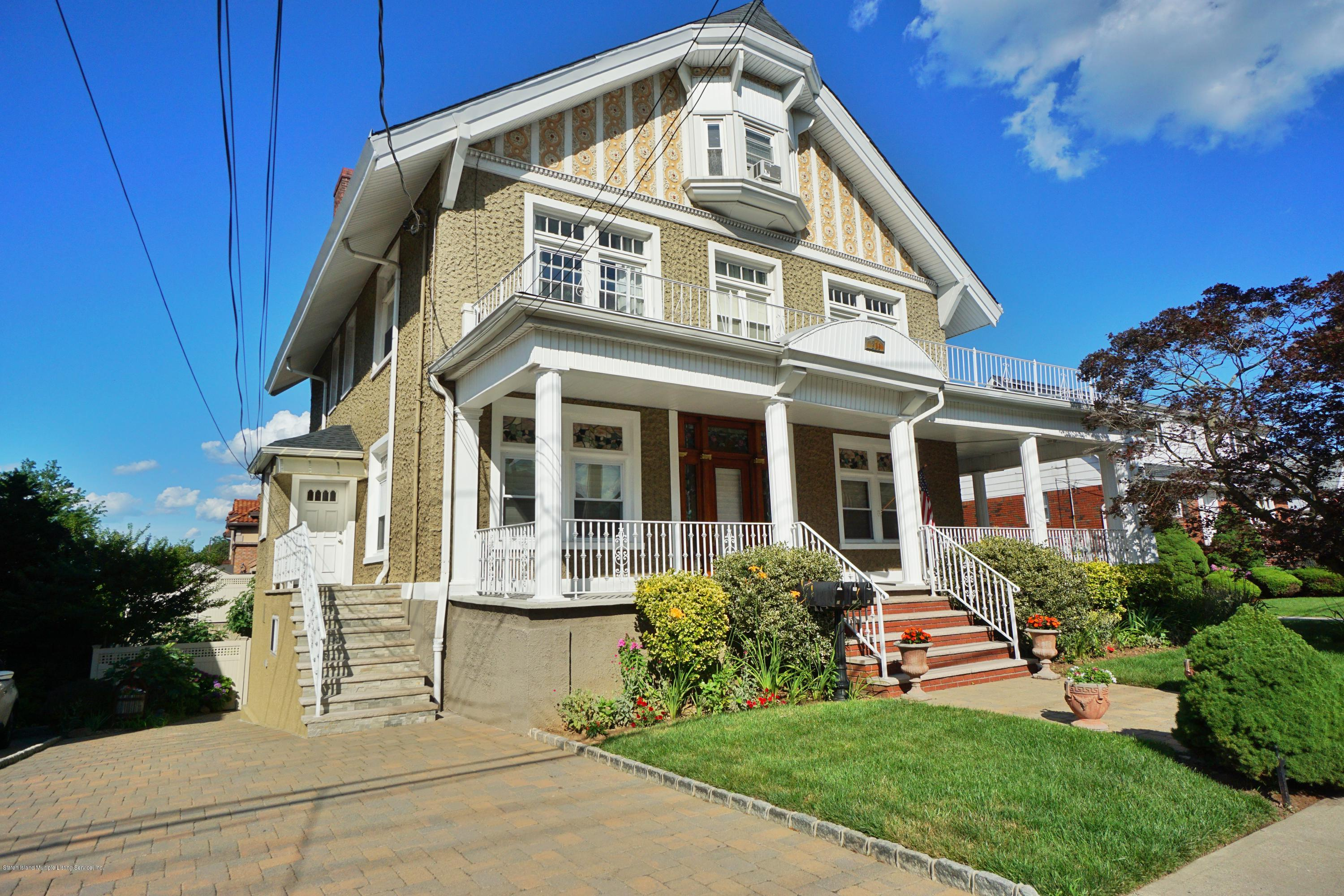 Two Family - Detached 711 Tompkins Ave   Staten Island, NY 10305, MLS-1138826-2