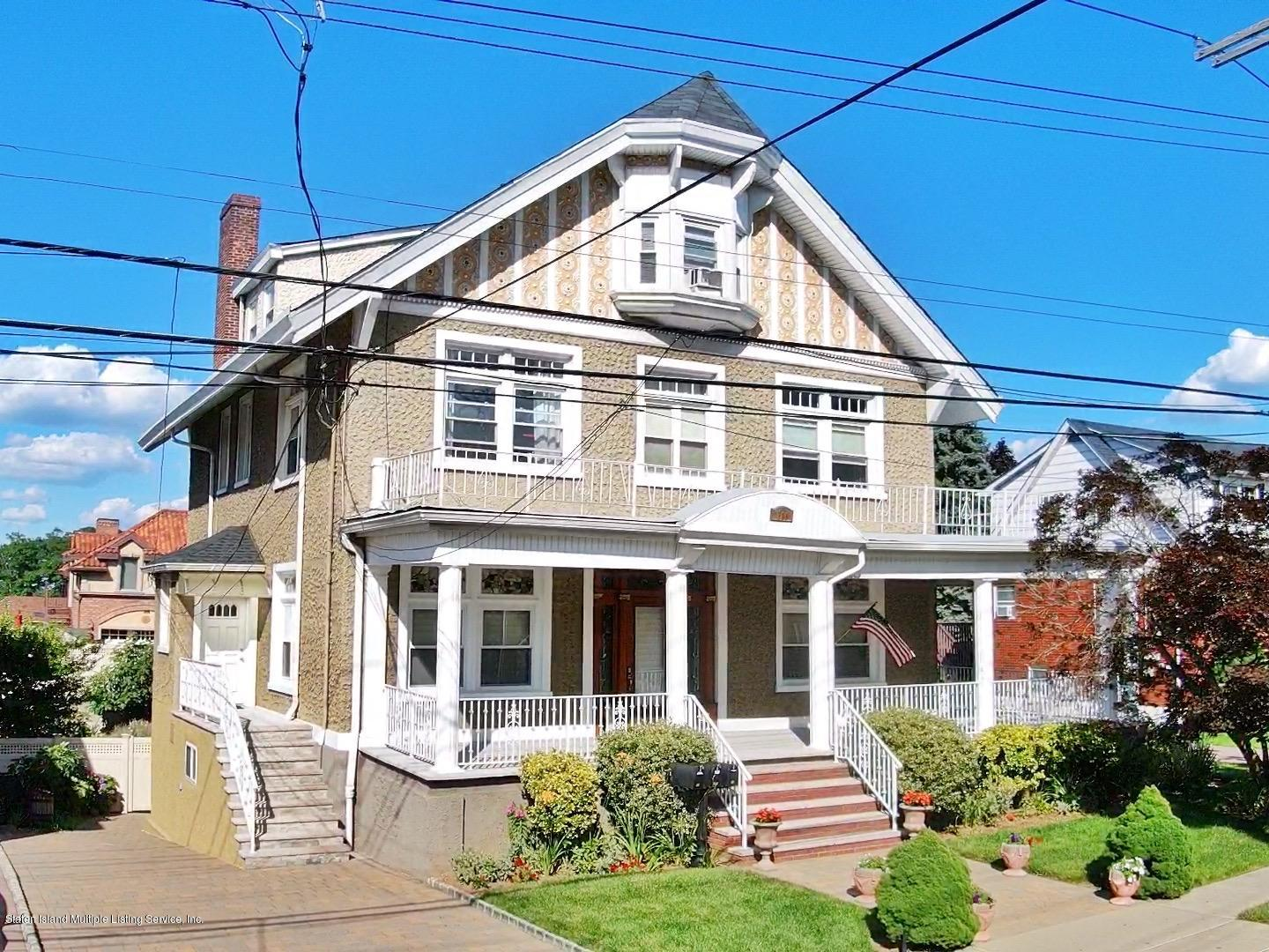 Two Family - Detached 711 Tompkins Ave   Staten Island, NY 10305, MLS-1138826-4