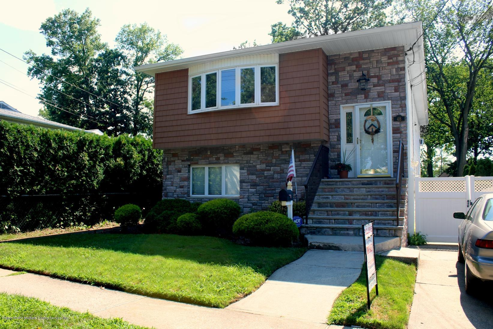 Two Family - Detached 48 Fieldway Avenue  Staten Island, NY 10308, MLS-1138695-2