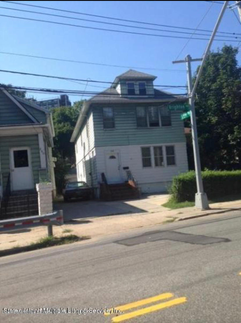 Two Family - Detached 202 Brighton Avenue  Staten Island, NY 10301, MLS-1139089-2