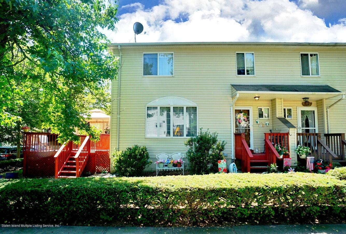 Single Family - Attached in Tottenville - 282 Sprague Avenue  Staten Island, NY 10307