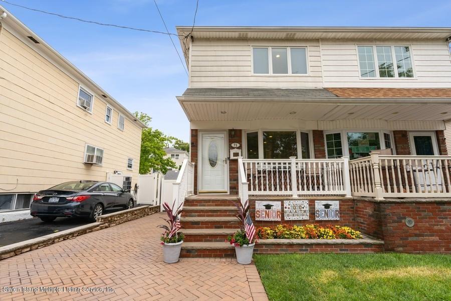 Single Family - Semi-Attached in Bay Terrace - 71 Cranford Street  Staten Island, NY 10308