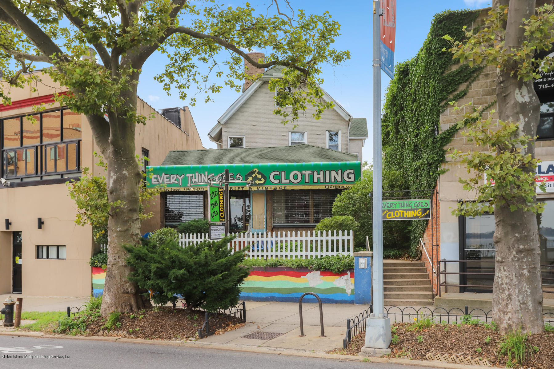 Commercial in St. George - 140 Bay Street  Staten Island, NY 10301