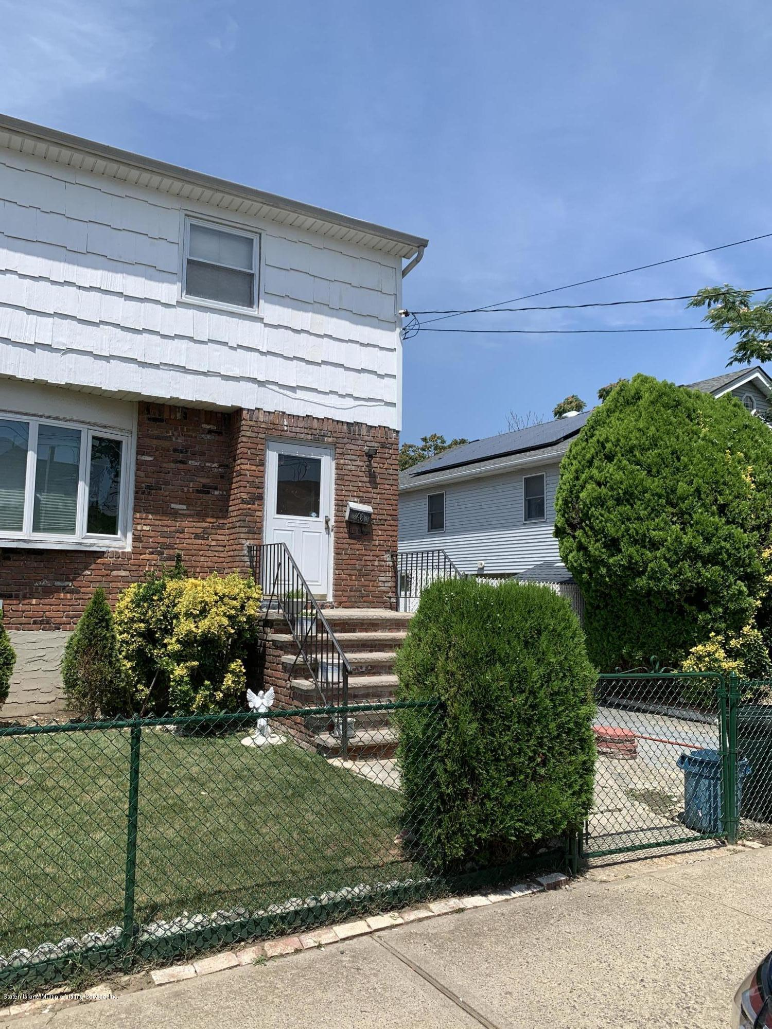 Single Family - Semi-Attached in New Dorp - 45 Roma Avenue  Staten Island, NY 10306