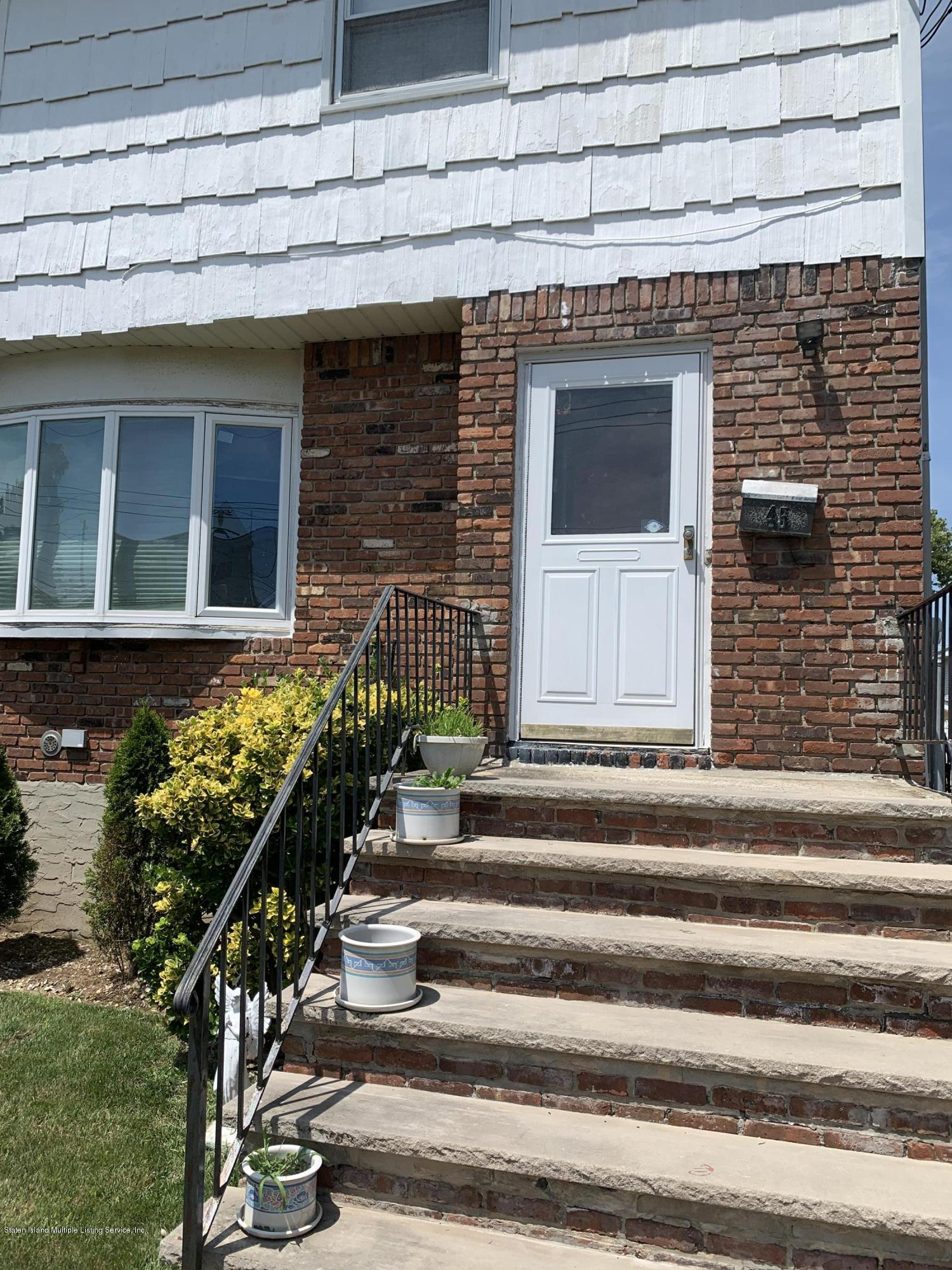 Single Family - Semi-Attached 45 Roma Avenue  Staten Island, NY 10306, MLS-1138173-3