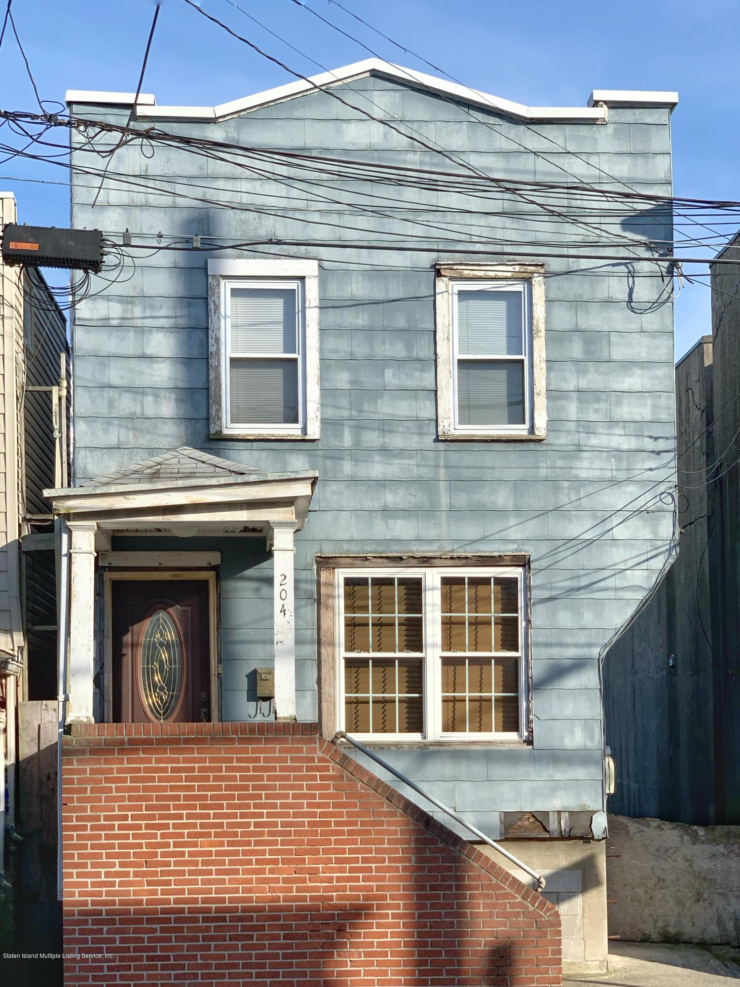 Two Family - Detached 204 St Marys Avenue  Staten Island, NY 10305, MLS-1139239-2