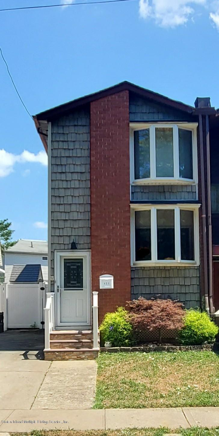 Single Family - Attached in Oakwood - 421 Riedel Avenue  Staten Island, NY 10306