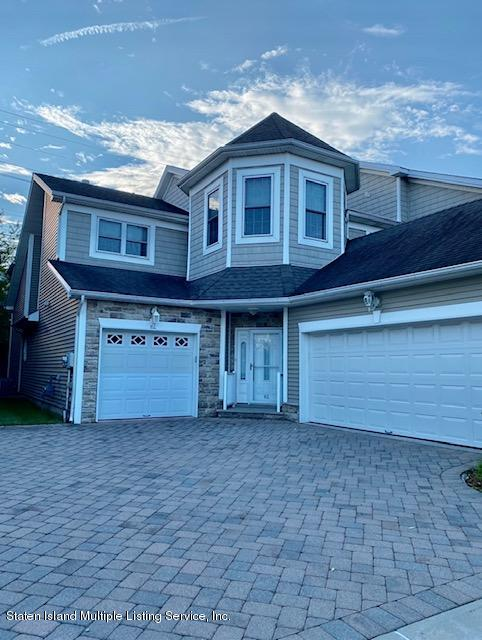 Single Family - Attached in Rossville - 61 Topside Lane  Staten Island, NY 10309