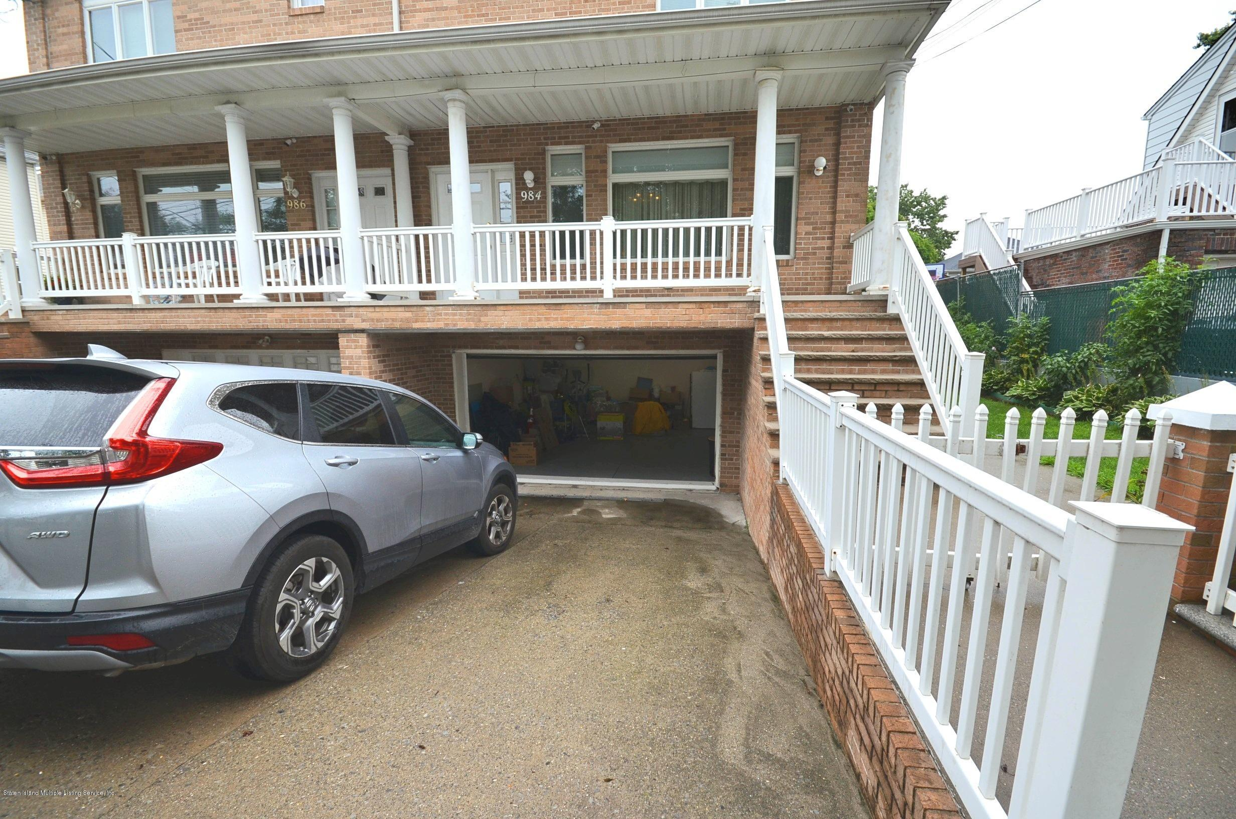 Two Family - Semi-Attached 984 Manor Road  Staten Island, NY 10314, MLS-1139616-33
