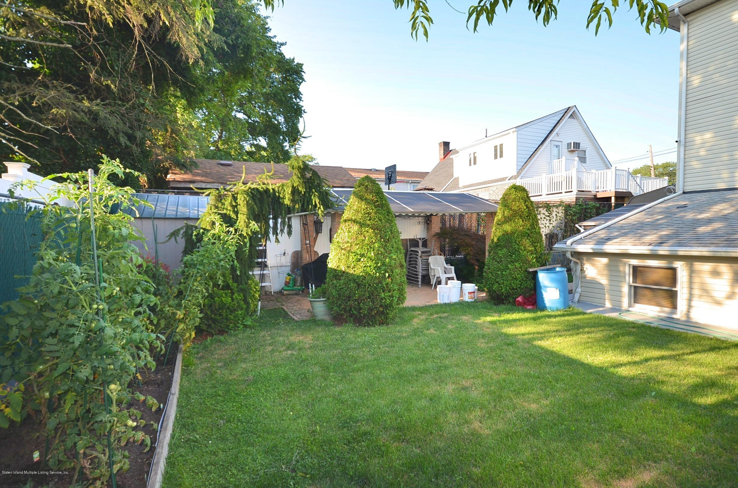 Two Family - Semi-Attached 984 Manor Road  Staten Island, NY 10314, MLS-1139616-37
