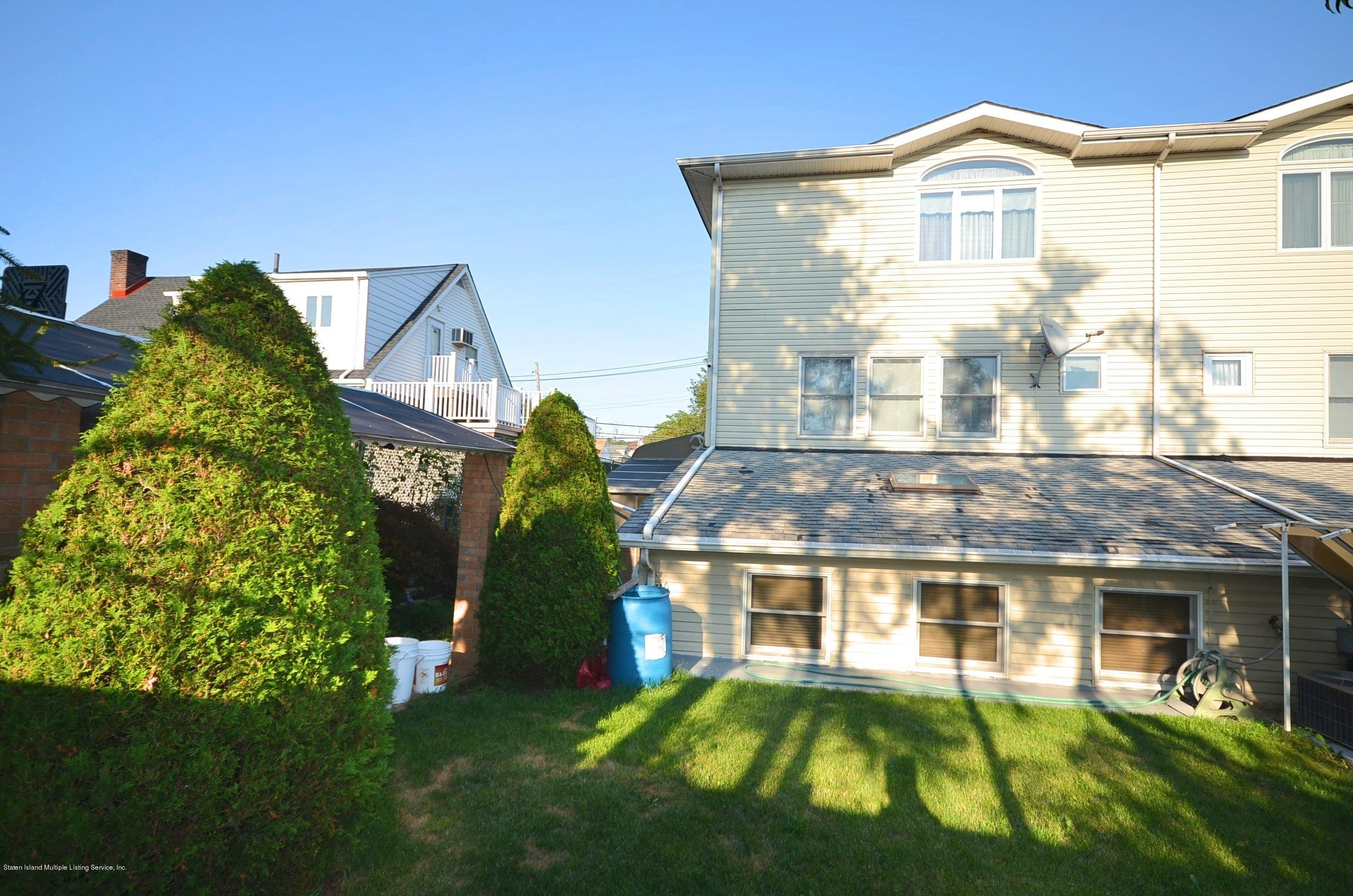 Two Family - Semi-Attached 984 Manor Road  Staten Island, NY 10314, MLS-1139616-35