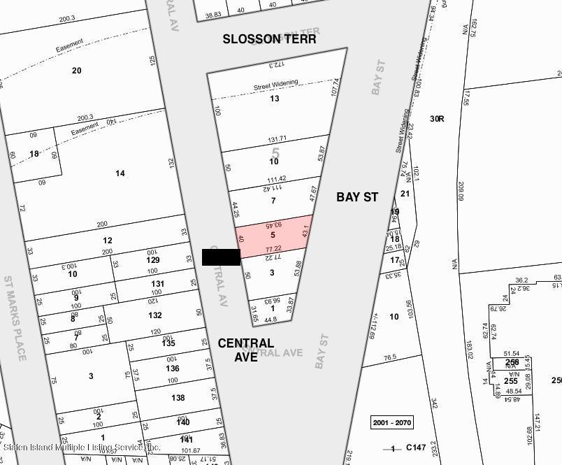 Commercial 140 Bay Street  Staten Island, NY 10301, MLS-1139219-15